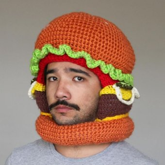 Chili Philli Burger Hat
