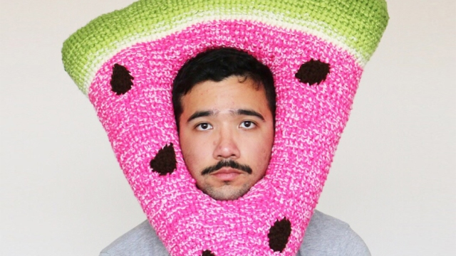 chili philly the watermelon hat