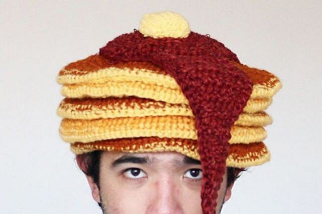 Chilli Philly Pancake Hat